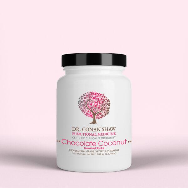 Chocolate Coconut Shake
