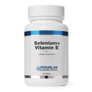 Selenium + Vitamin-E